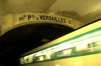 Abbesses metro station (3 of 4 - Paris)