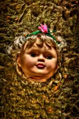 Weird Doll Head
