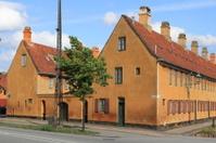 Nyboder Military Housing area Copenhagen