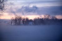 dorval island, pre-dawn