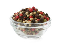 pepper spices in bowl