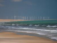 wind mill power generation