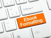 Ebook formatting services