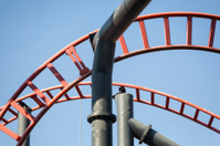 Rollercoaster detail