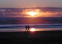 Beach lover's walk