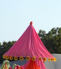 Decorative Umbrella for the celebration