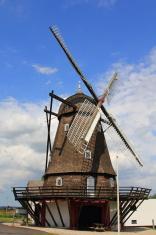 Dutch type windmill