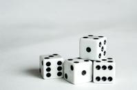 Four dice