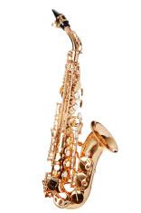Curved Soprano Saxophone