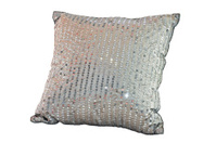 Pillow silver