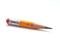 Number 2 Pencil Stub