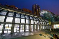 Taipei MRT station (Daan Park Station)