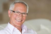 Portrait Of A Senior Man Smiling