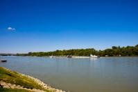 Danube near Mohacs