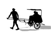 FundraiserRickshaw