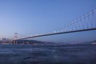 Bosphorus Bridge; Istanbul / Turkey