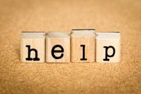 Help - Alphabet Stamp Concepts