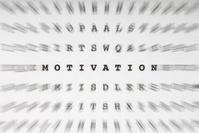 Crossword letters, focus on word motivation