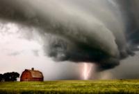 Prairie Storm Clouds lightning