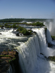Iguacu waterfalls, Argentina