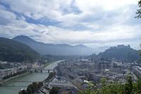 Salzburg Austria - City in the Sky