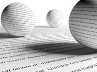 text sphere