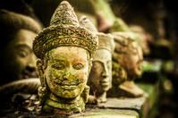 Buddhist Statue, Thailand