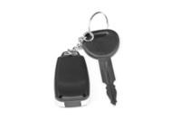 key with car alarm