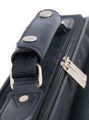 Briefcase handle detail