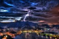 Thunder, Guanabara Bay, Rio de Janeiro