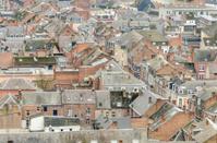 Dinant houses, Belgium
