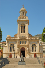 Saint-Charles Church in Monaco