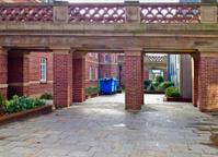 Edge hill university campus,