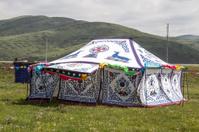 Tibetan Tent House