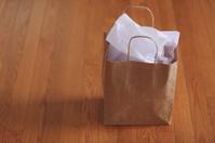 plain gift bag