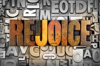 Rejoice