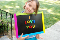 Love Note of a Child