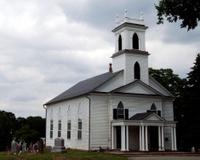 Colonial Church Horizontal