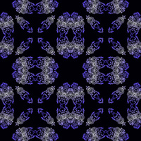 Patten background, mathematically based on abstractions