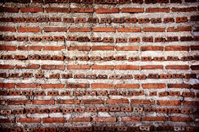Brick wall , texture and background