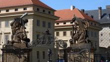 Matthias gate, Entrance of Prague Palace