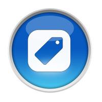 Tag- Web Button