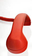 Red Telephone - Handset