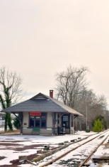 Delamarva Railroad Station