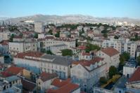 Old streets in Split, Croatia