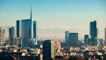 Milano Skyscrapers