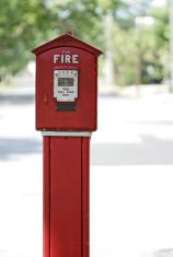 Outdoor Fire Alarm