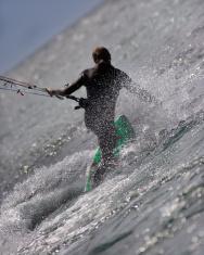 kiteboarding speed
