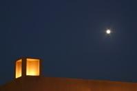 Desert Night Lights