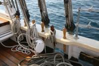 Views on a sail boat